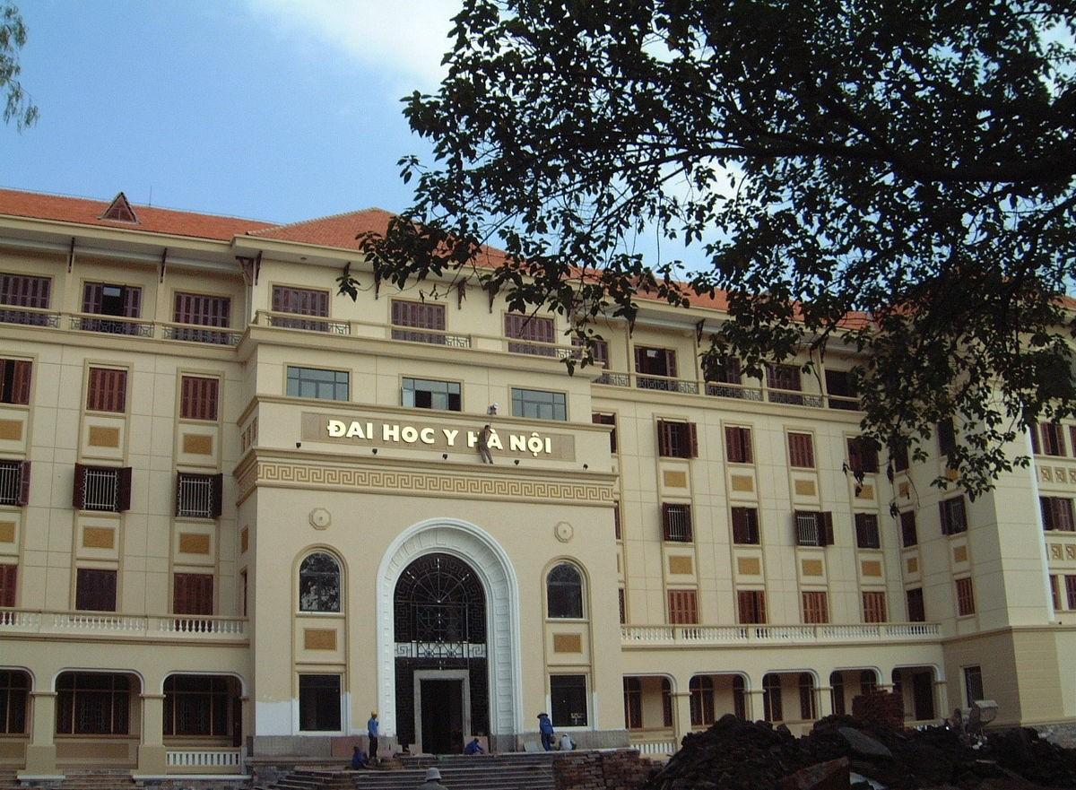 Trường Đại học Y Hà Nội – Wikipedia tiếng Việt