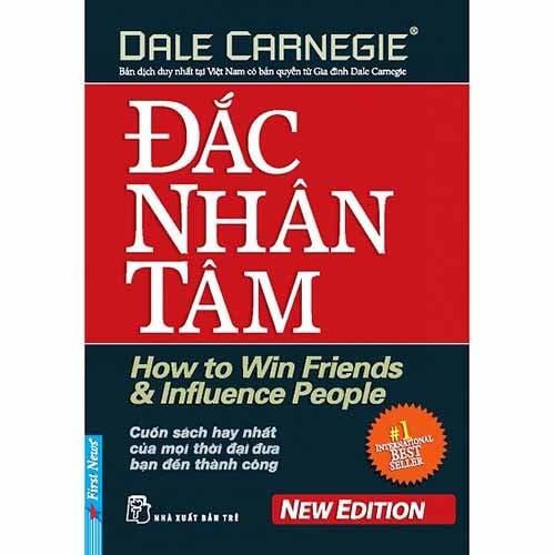 Đắc nhân tâm – Dale Carnegie