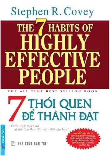 7 thói quen để thành đạt – Stephen Covey