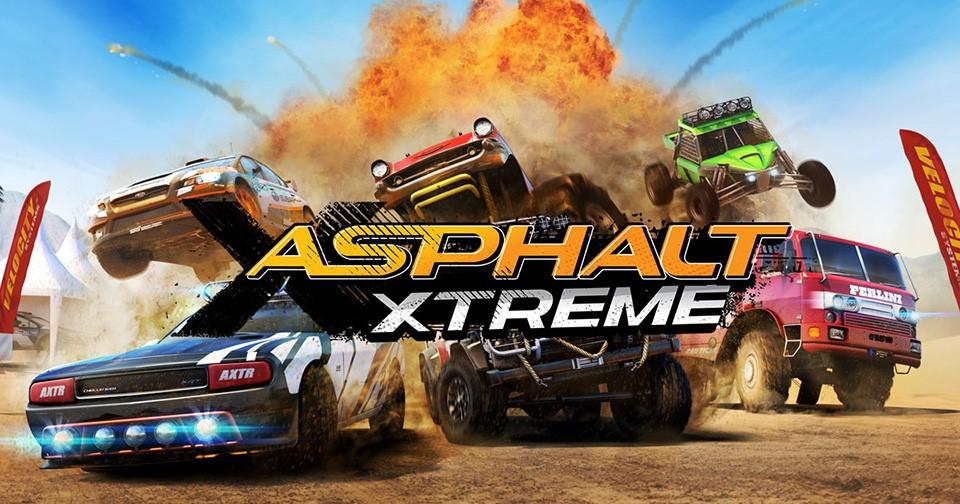 HOT] Asphalt Xtreme - Game đua xe đỉnh cao chính thức cập bến ...