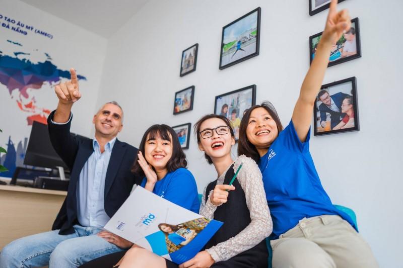 Công ty tư vấn du học và dịch thuật Âu Mỹ - AMEC