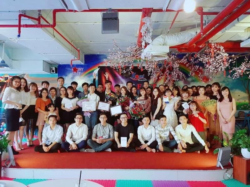 Hoạt động ngoại khóa tại Trung tâm tiếng Nhật Kosei