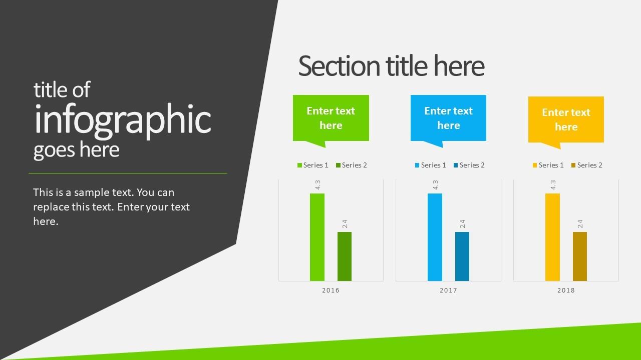 Dùng infographic