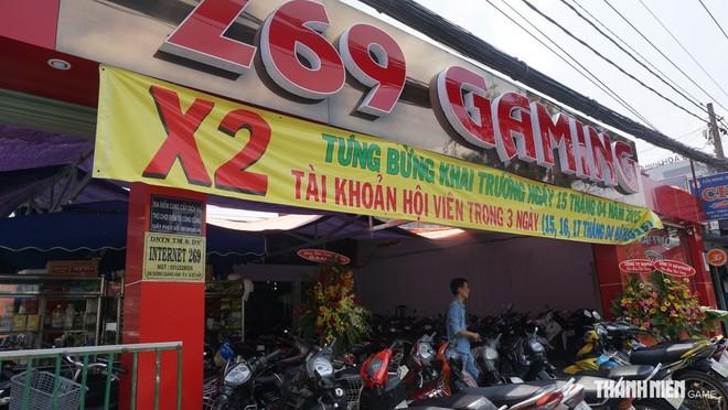 Quán net 269 Gaming