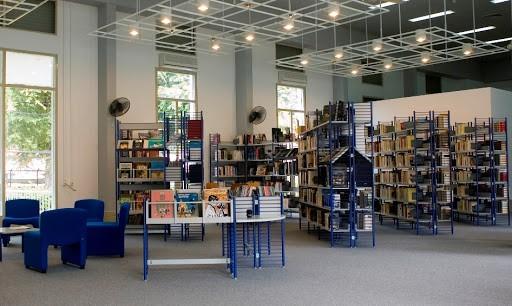 Thư viện Idecaf - Viện trao đổi văn hoá với Pháp