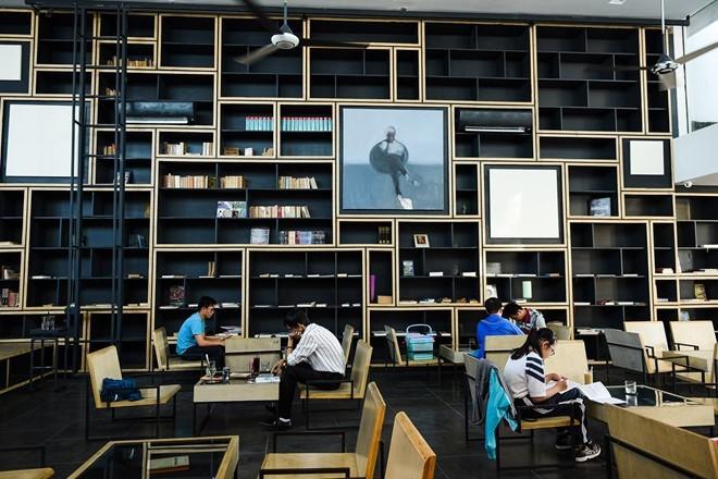 Café Nhà sách Cá Chép