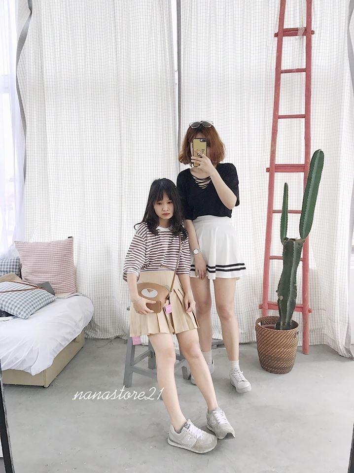 Trang phục và phụ kiện ở Nana store.