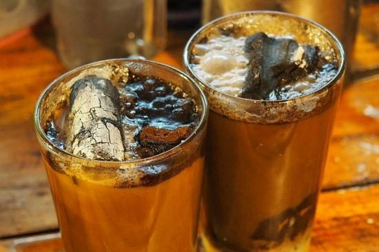 cà phê than