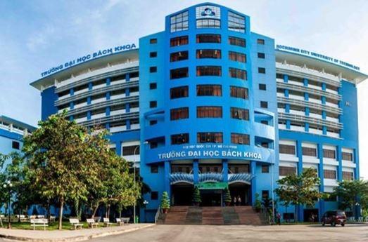 Trường Đại học Bách khoa thành phố Hồ Chí Minh