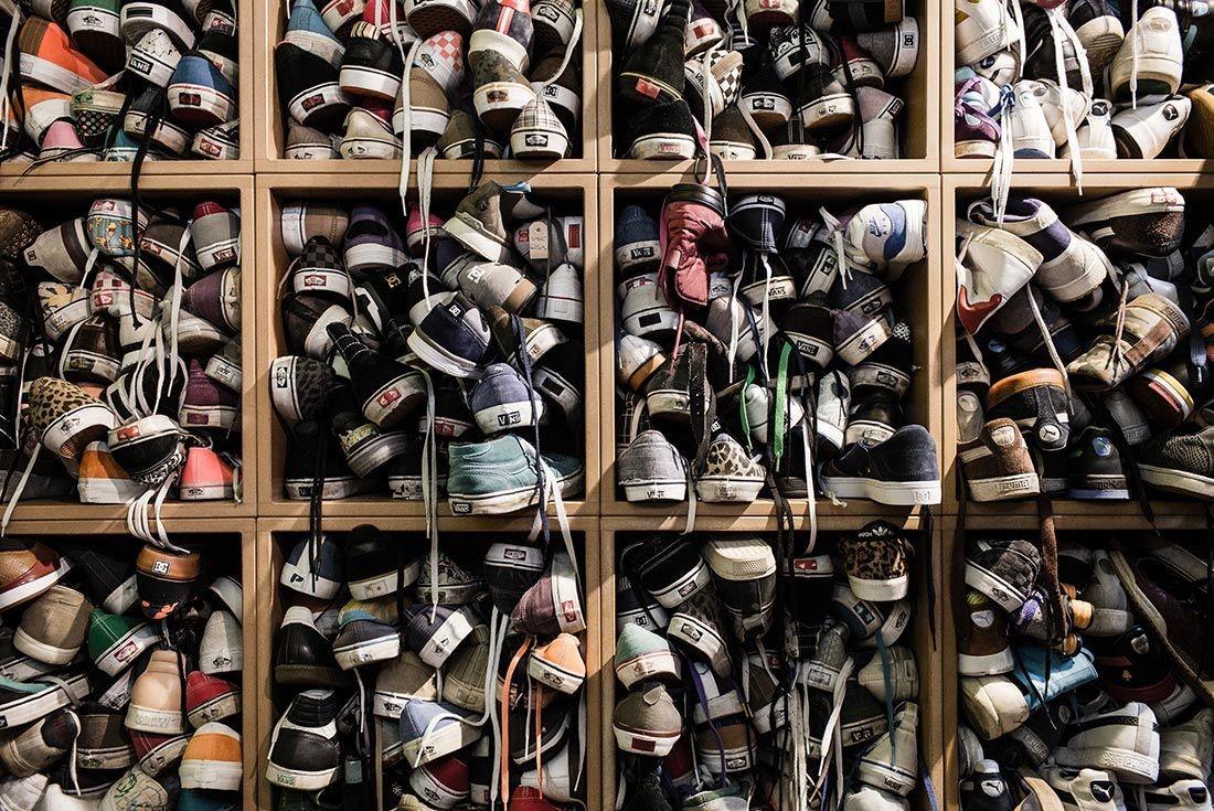 giày hiệu 2hand