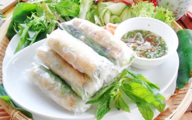 Gỏi cuốn Việt Nam