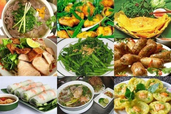 Top 10 những món ăn cực ngon ở Việt Nam