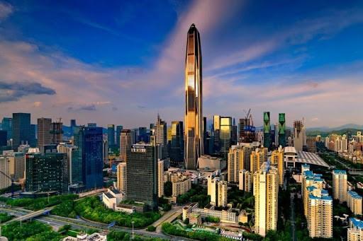 Những công trình thế kỷ bậc nhất thế giới - Tòa tháp (17): Trung ...