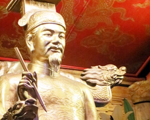Tư tưởng về dân của Lê Thánh Tông